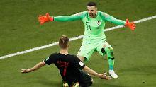 Der Sport-Tag: Elfmeterkiller Subasic spielt nicht mehr für Kroatien