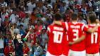 Teil zwei der WM-Viertelfiinals bedeutet: Russisch-kroatische Elfer-Herzschmerz-Krimi in Sotschi ...