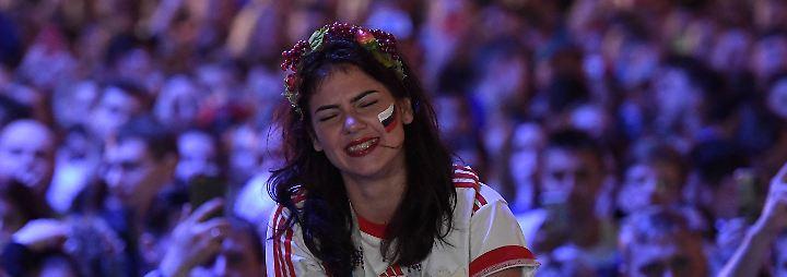 WM-Gastgeber ausgeschieden: Russland stürzt ins Tal der Tränen