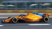 Der Sport-Tag: Formel 1 zelebriert Fußball-Fieber