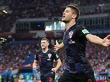 Kramaric, Rebic und Badelj: Kroatiens Stars zocken um eigene Zukunft