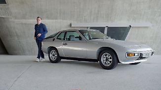 Flott, souverän, unspektakulär: Wie der Porsche 924 zum Welterfolg wurde