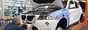 BMW muss Preise erhöhen: US-China-Streit trifft deutsche Autobauer