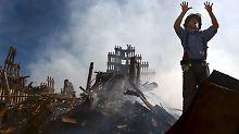 Herz, Kreislauf und Psyche: Viele 9/11-Helfer leiden stark unter Spätfolgen