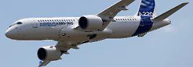 Nach Übernahme durch Airbus: Bombardiers C-Serie wird zur A220
