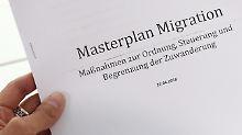 A bis Z des Seehofer-Papiers: Das steht im Masterplan Migration
