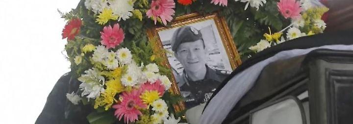 Spektakuläre Rettung in Thailand: Erleichterung mischt sich mit Trauer um toten Taucher