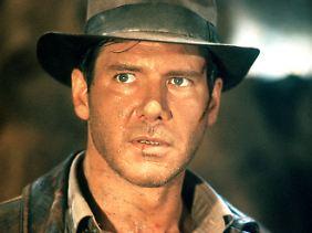 Harrison Ford geht seit den 80er Jahren auf die Jagd nach verlorenen Schätzen.