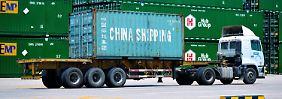 """Trump """"schockt"""" Peking: China kündigt Gegenschlag im Zollstreit an"""