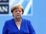 """""""Machen eigenständige Politik"""": Merkel kontert Trumps Attacke"""