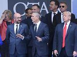 Streit um Ausgaben nicht geklärt: Nato-Staaten einigen sich auf Erklärung