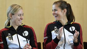 Folgen Angelique Kerber und Julia Görges auf Cilly Aussem und Hilde Krahwinkel?