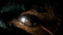 Spektakuläre Rettung geglückt: Thailand will Museum an Höhle errichten