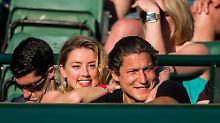 Guck mal, Heidi!: Heard und Schnabel turteln in Wimbledon