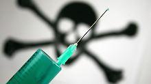 Auch bei Hinrichtungen genutzt: Deutsche Firma verschickt illegal Tiergift