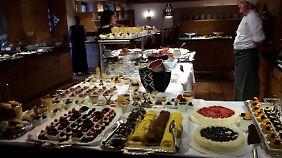 """Dessert-Buffet im """"Leithof"""": Die Entscheidung fällt sehr schwer!"""