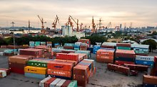 Das Defizit wächst: Handel zwischen China und USA boomt