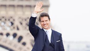 """""""Wie ein Schmetterling auf Ecstasy"""": Tom Cruise geht zum sechsten Mal auf """"Mission Impossible"""""""