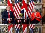 """So benimmt man sich nicht"": Trump verärgert Briten"