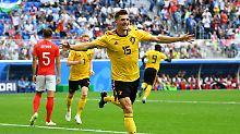 Englands Löwen geschlagen: Blitzstart sichert Belgien WM-Platz drei