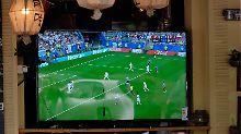 Der Sport-Tag: Belgiens Rote Teufel bescheren Fans Gratis-Fernseher