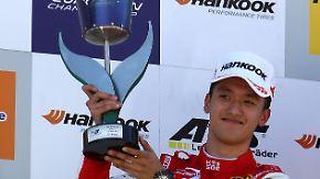 """Klein zum Formel-3-Wochenende: """"Der große Gewinner ist Guanyu Zhou"""""""