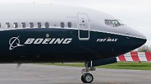 Diese Boeing 737 sucht einen großen Bruder.