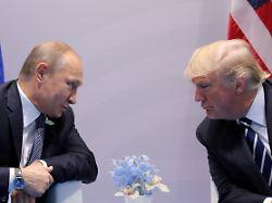 Präsidententreffen in Helsinki: Worum geht es beim Trump-Putin-Gipfel?