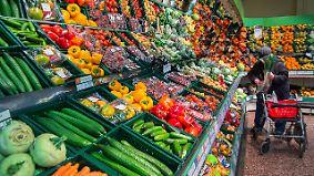 Wetter sorgt für magere Ernte: Preise für Gemüse ziehen leicht an
