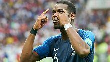 Die Metamorphose zur Reife: Frankreich ist wegen Pogba Weltmeister