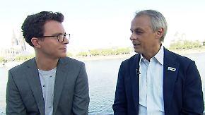 Tolle Einzelspieler, träger DFB: Olaf Thon zieht Bilanz einer WM der Überraschungen