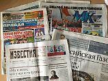 """Medien ziehen WM-Bilanz: """"Russland hat ein Rebranding erhalten"""""""