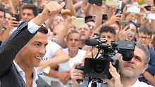 "Fans feiern CR7-Party: Streik gegen Ronaldo floppt ""eklatant"""