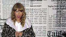 Promi-News des Tages: Taylor Swift erlebt kniende Überraschung