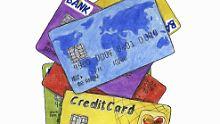 Es gibt auch kostenlose Kreditkarten.