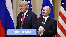 """Am Rande des Hochverrats"": Trump löst Empörung im US-Kongress aus"