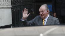 Ex-Geliebte erhebt Vorwürfe: Geheimdienste überprüfen Juan Carlos I.