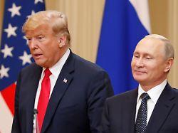 """Pressestimmen zum Gipfeltreffen: """"Putin reibt sich die Hände"""""""