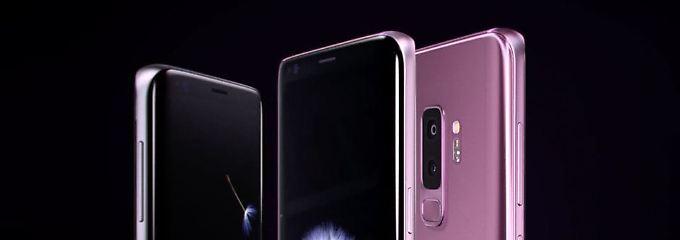 Baut Samsung drei Modelle?: Galaxy S10 soll iPhone ausstechen