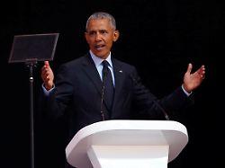 Indirekte Spitze gegen Trump: Obama keilt gegen lügende Politiker