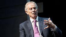Tony Blair ist ein erklärter Brexit-Gegner.