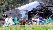 Flugzeugkatastrophe von Kuba: Fluggesellschaft gibt Piloten die Schuld