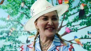 Promi-News des Tages: Madonna überrascht mit Großfamilien-Foto
