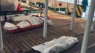 Italiens Küste dicht, NGOs alarmiert: Flüchtlinge kommen über neue Mittelmeerroute