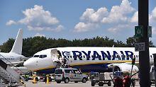 100.000 Passagiere betroffen: Ryanair kündigt hunderte Flugausfälle an