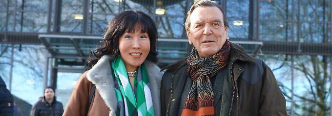 Hamlet und Bratkartoffeln: Ganz reizend, dieser Gerhard Schröder