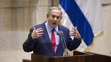 """Araber protestieren: Israel beschließt """"Nationalitätsgesetz"""""""