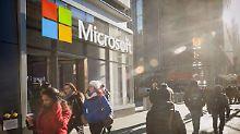 Der Börsen-Tag: Keine Sommerferien bei Microsoft und SAP