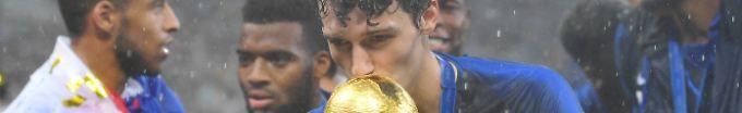 Der Sport-Tag: 13:14 Pavard soll beim FC Bayern unterschrieben haben