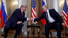"""""""Keine Absprachen"""": Trump versinkt im eigenen Sumpf"""